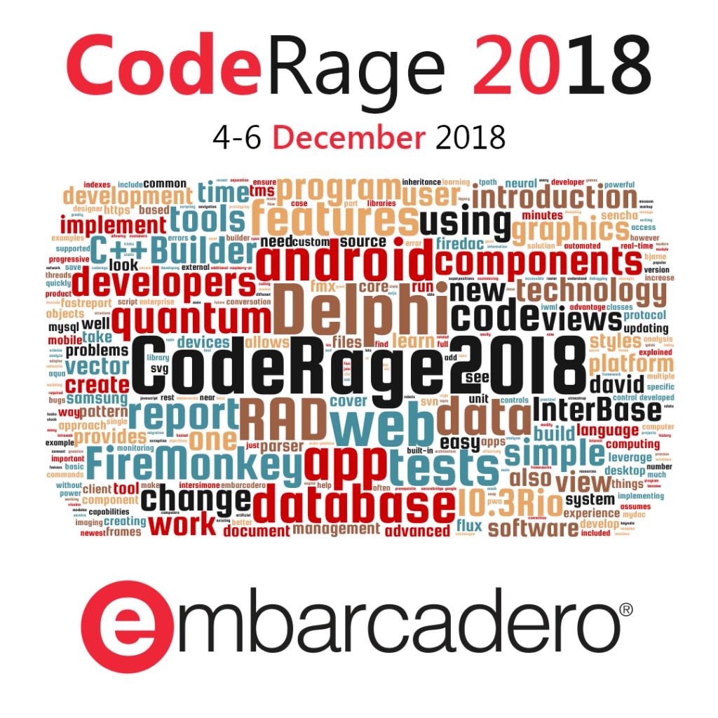 CodeRage2018
